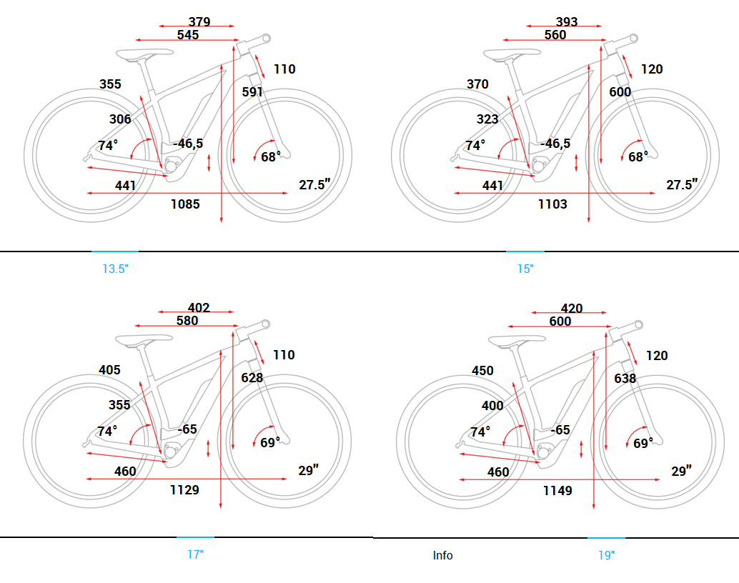 Geometria Cube Reaction Access Hybrid 2020