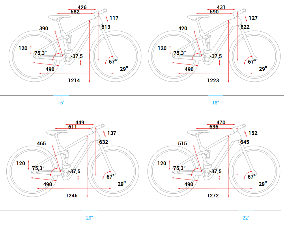 Geometria Cube Stereo Hybrid 120 2020