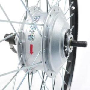 motor rueda kit electrico