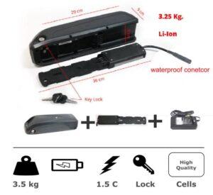 Batería cuadro kit electrico