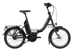 Hercules Plegable: Rob Fold R7 (2021) bici electrica plegable