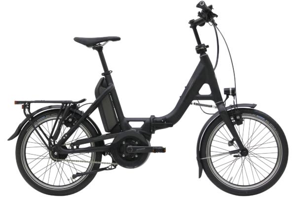 Bici electricas Hercules Plegable: Rob Fold Carbon (2021)