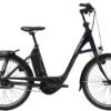 Bici electrica plegable Hercules Futura Compact F8