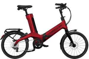 Bicicleta electrica plegable Hercules Plegable Futura Fold Carbon I 10