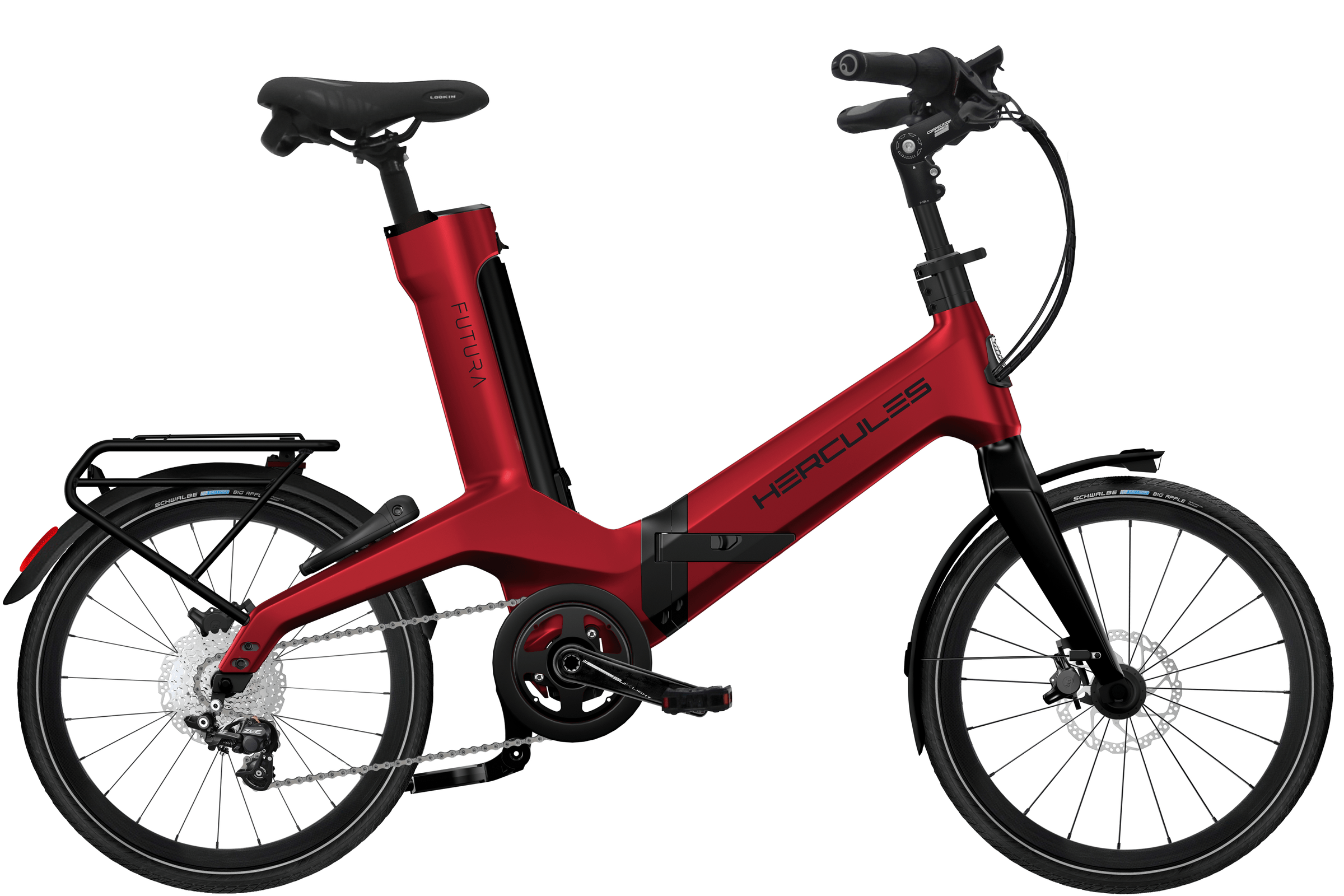 bicicleta electrica megamo