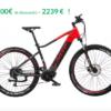 bicicleta electrica en promocion